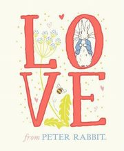 Love From Peter Rabbit, Potter Beatrix