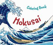 Coloring Book: Hokusai, Krause Marie