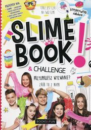 Slime Book and Challenge, Kusz Jolanta